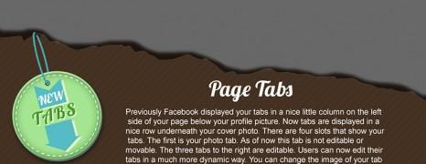 Facebook Fan Page Timeline Tutorial