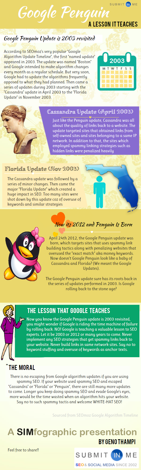 Google-Penguin: A-Lesson-It-Teaches-infographic