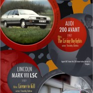 James Bond Vehicles