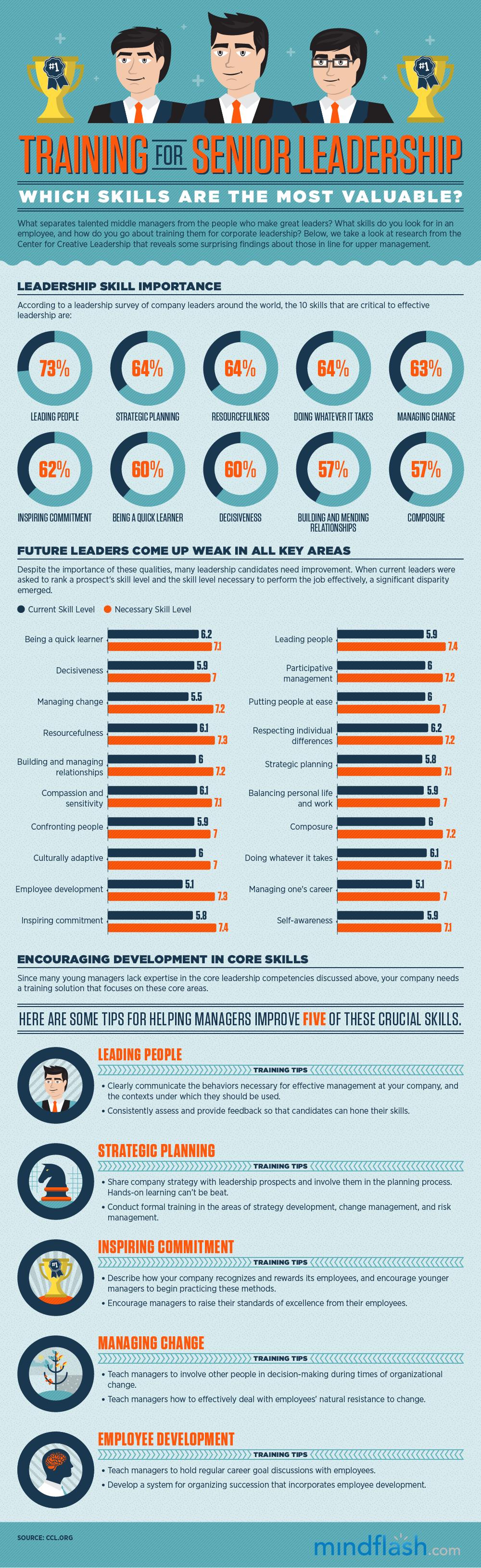 Senior Leadership Training-infographic