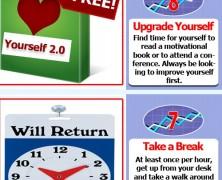 12 Productivity Tips