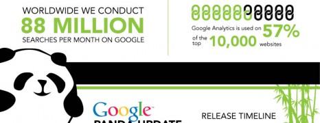 Google Panda Update History