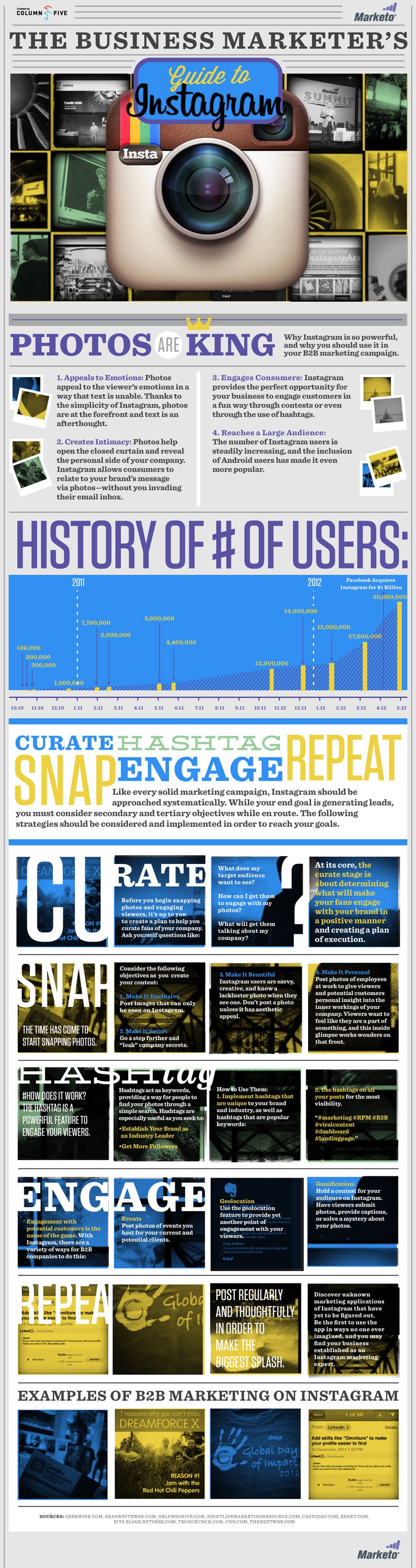 Marketer's-Guide-To-Instagram-infographic