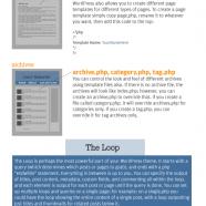 WordPress Theme Breakdown