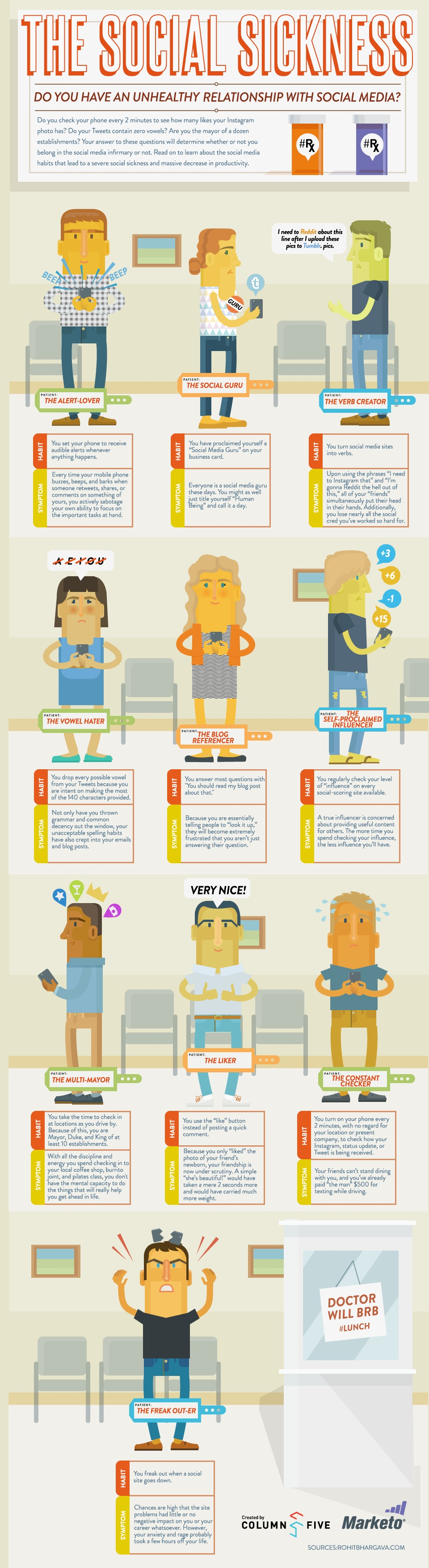 Social Media Misconduct-Infographic