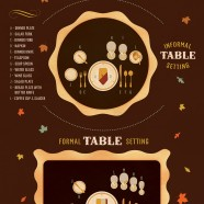 Thanksgiving Table Etiquette