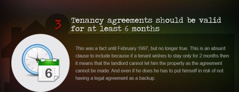 Tenancy Agreement Advice