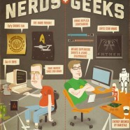 Nerd and Geek Difference