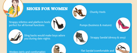 Shoe Styles for Women