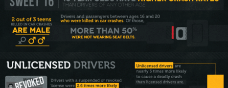 US Car Crash Statistics 2011