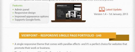 Popular Premium WordPress Themes 2013