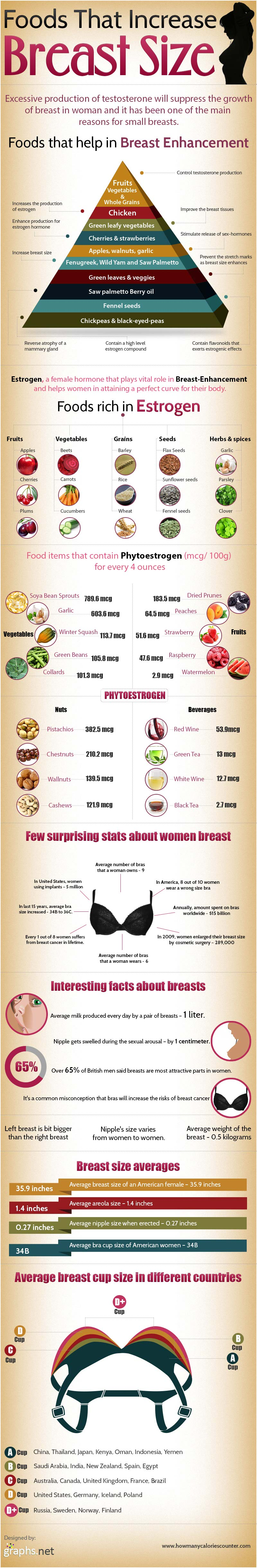 Boost Bust Naturally-Infographic
