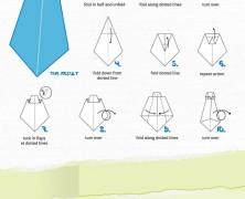 6 Easy Origami
