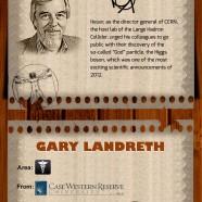 Scientific Achievements 2012