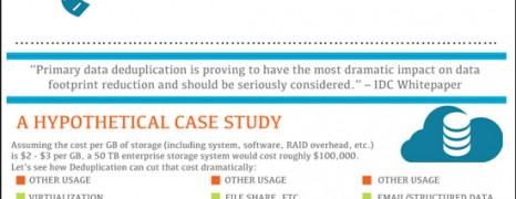 Deduplication Storage Savings