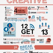 29 Creativity Boosters
