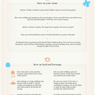 Save on Wedding Tips