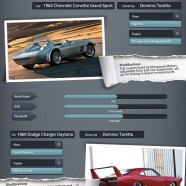 The Fast and The Furious Cars Specs