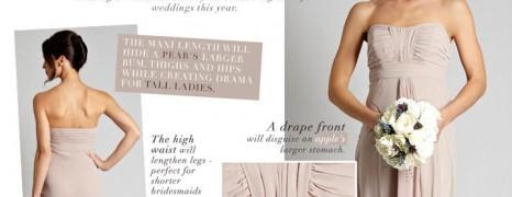 Bridesmaid Styling Tips