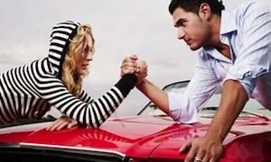 Men vs Women Driving