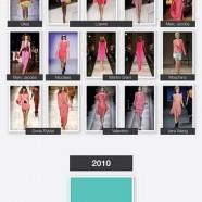 Pantone Color Trends Fashion