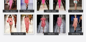 Pantone Color Trends Fashion