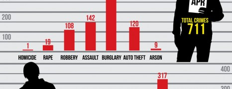 Minneapolis Crime Report 2013