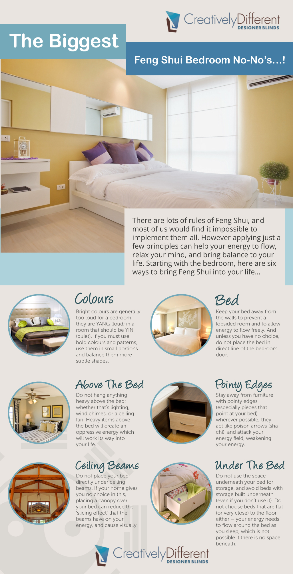 Ffeng Shui Bedroom-Infographic