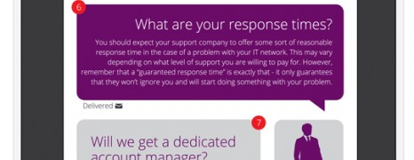 Choosing an it Support Company