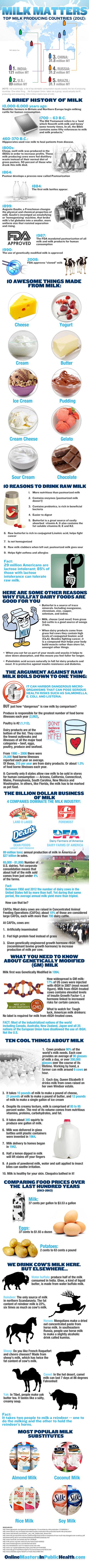 Milk Industry Outlook-Infographic