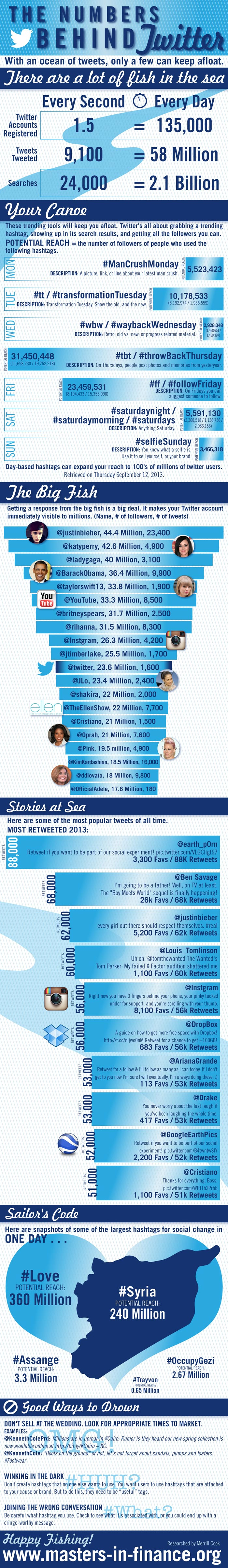 Fishing Twitter Followers-Infographic