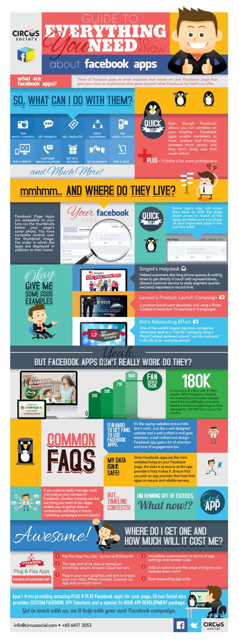 What to Know about Facebook Apps-Infographic