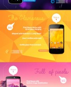 Google Nexus evolution