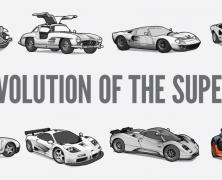 Supercar History