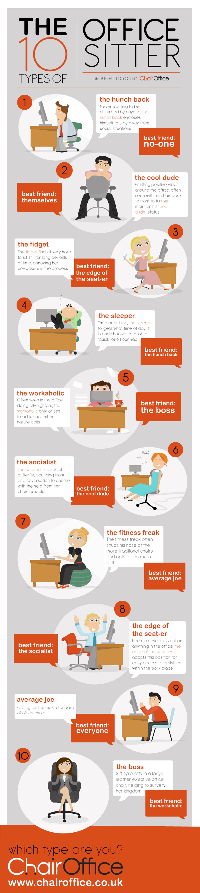 Sitting and You-Infographic