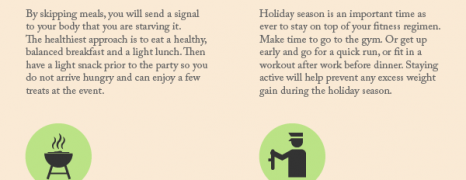 Diet Tips for Holidays